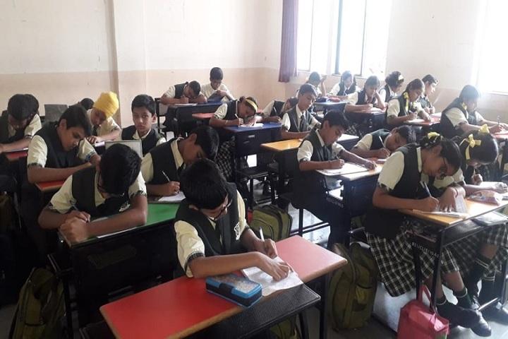 Rainbow International School - Classroom