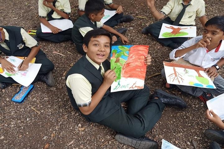 Rainbow International School - Drawing