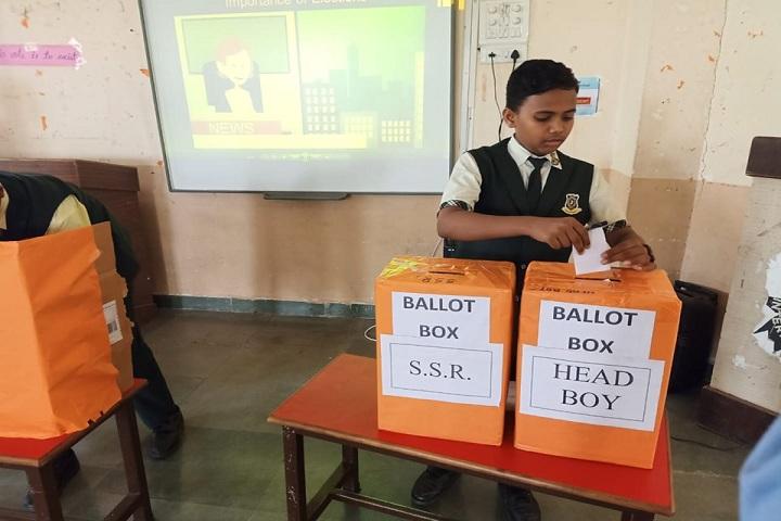 Rainbow International School - Elections