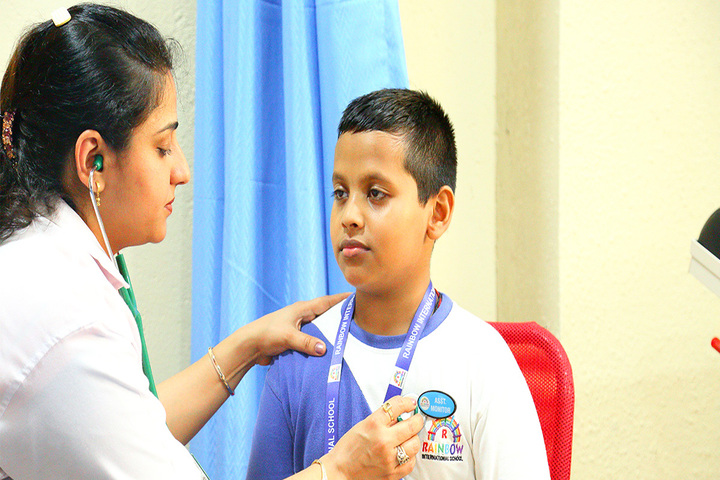 Rainbow International School-Medical Care