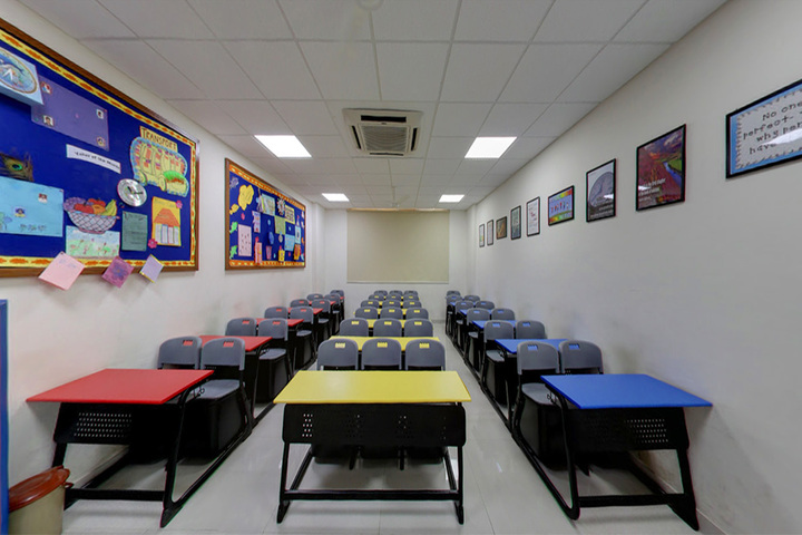 Rainbow International School-Seminar Hall