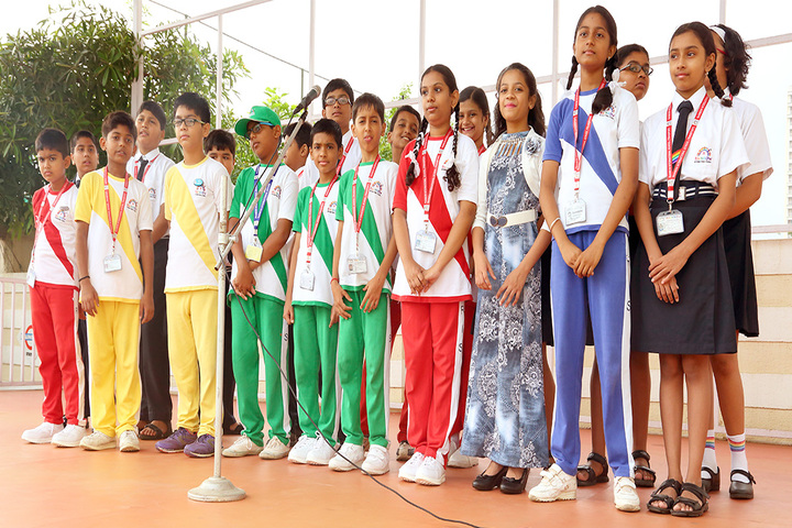 Rainbow International School-Sports Event