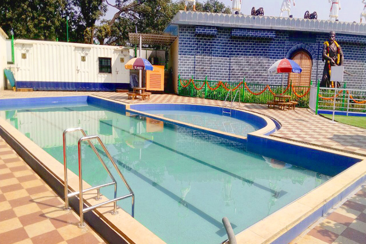 Rainbow International School-Swimming Pool