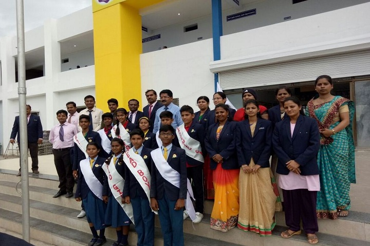 Rajasthanis Podar Learn School-Group photo