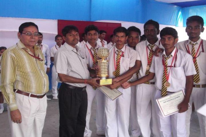 DAV Public School-Champions