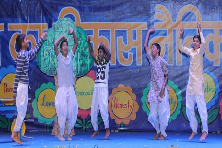 Ram Ratna Vidya Mandir-Dance