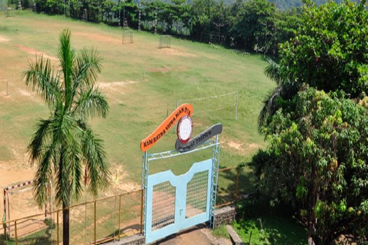 Ram Ratna Vidya Mandir-Play Ground