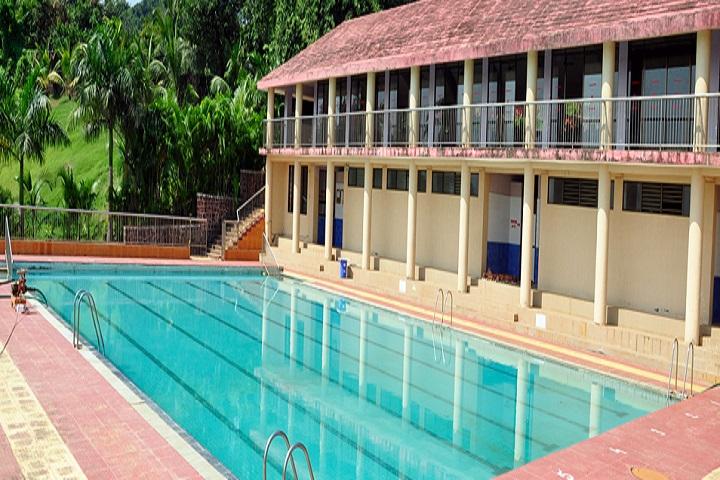 Ram Ratna Vidya Mandir-Swimming Pool