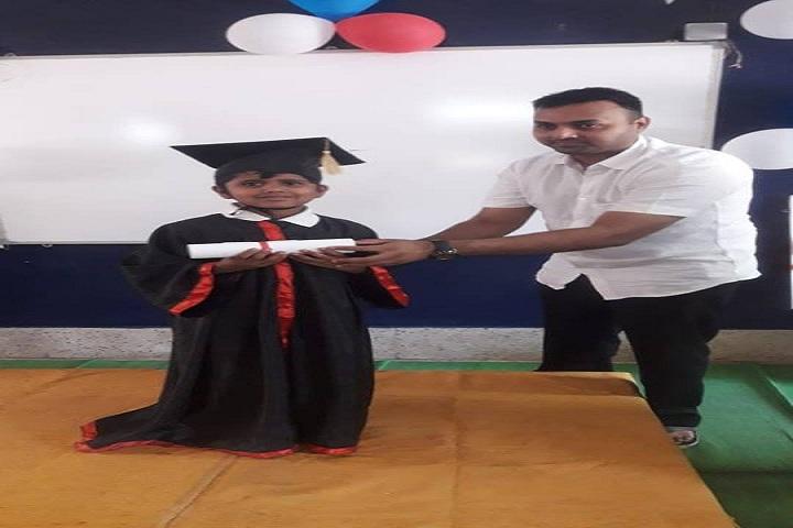 Ramabai Deshmukh Public School-Certificate ceremony