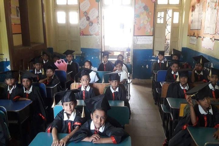 Ramabai Deshmukh Public School-Classroom