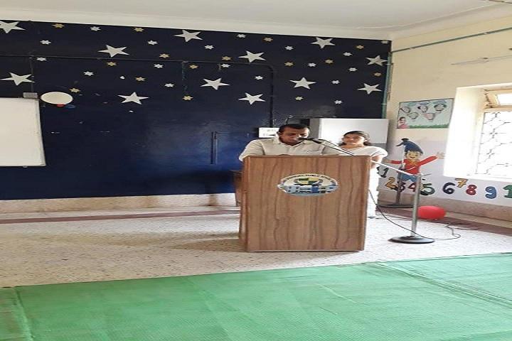 Ramabai Deshmukh Public School-Seminar