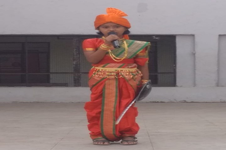 Ramabai Deshmukh Public School-Fancy Dress