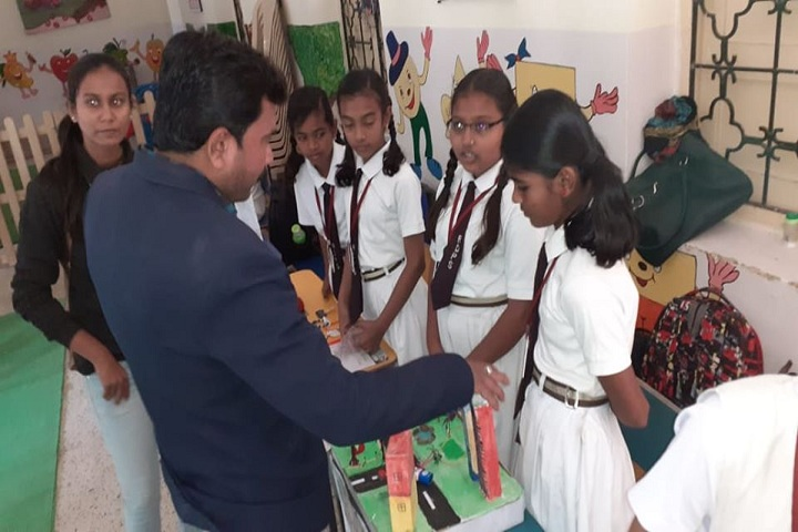 Ramabai Deshmukh Public School-Science Exhibition