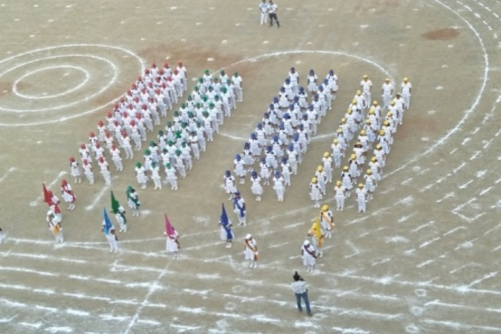 Ramsheth Thakur Public School-Annual Sports Day