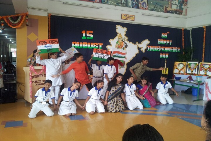 Ramsheth Thakur Public School-Independence Day