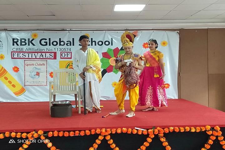 Rbk Global School-Drama