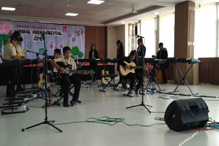 Rbk Global School-Music Room