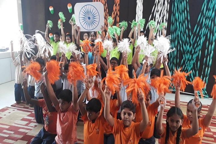 Rbk Global School-Republic Celebrations