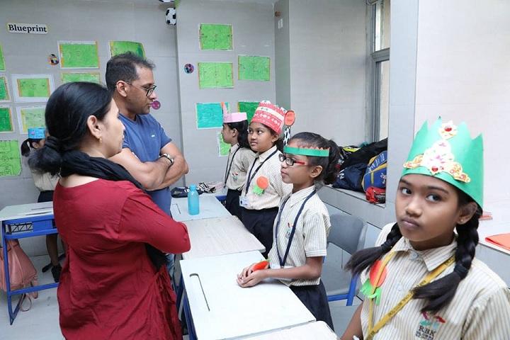 Rbk Global School-Science Fare