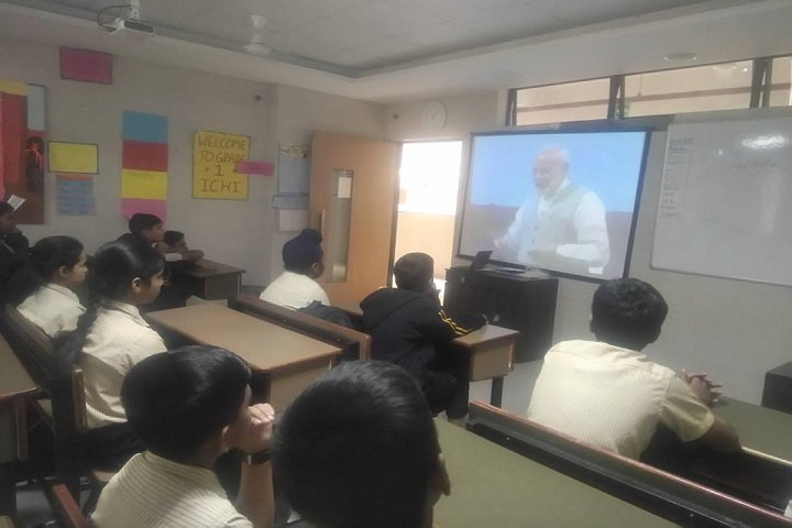 Rbk Global School-Senior Classroom