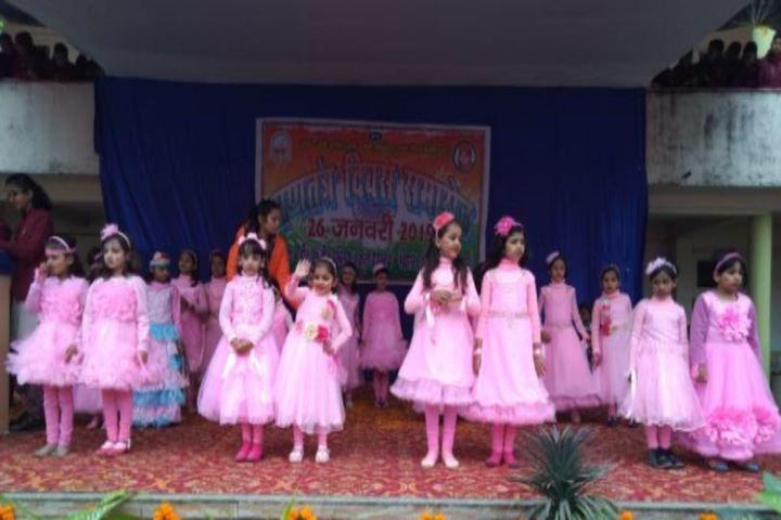 DAV Public School-Primary Dance