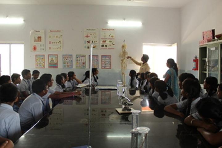 RDG Public School-Chemistry Lab