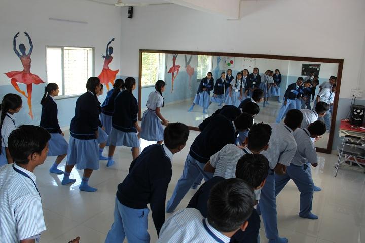 RDG Public School-Dance Classes
