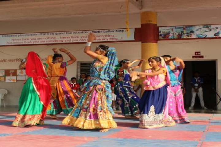 RDG Public School-Dassehara Celebrations