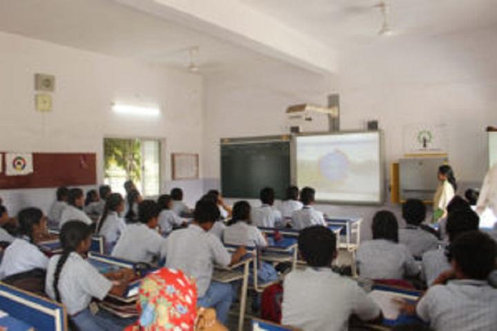 RDG Public School-Digital Classroom