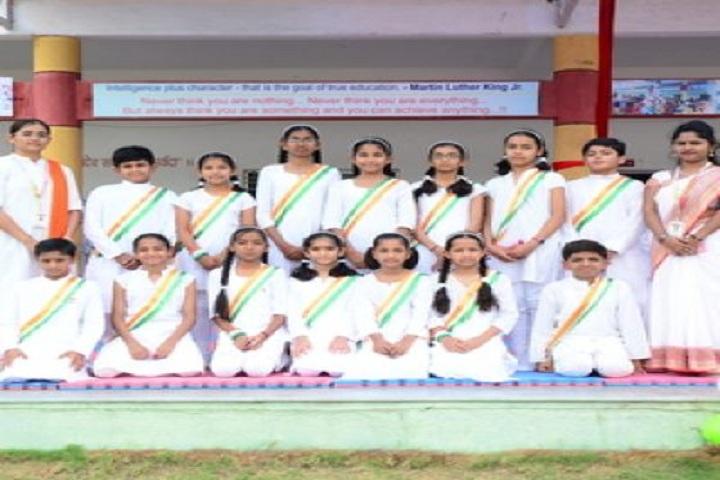 RDG Public School-Independence Day Celebrations