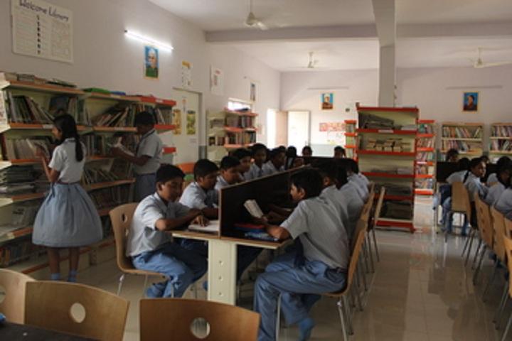 RDG Public School-Library