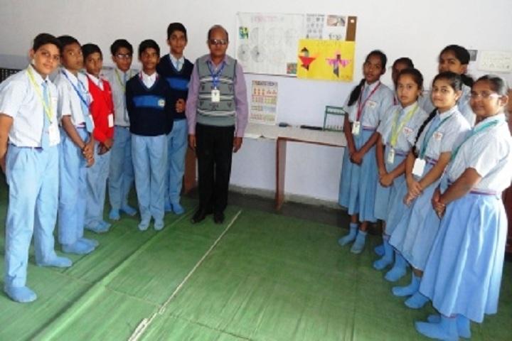 RDG Public School-Maths Lab
