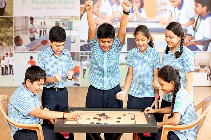Reliance Foundation School-Indoor Games