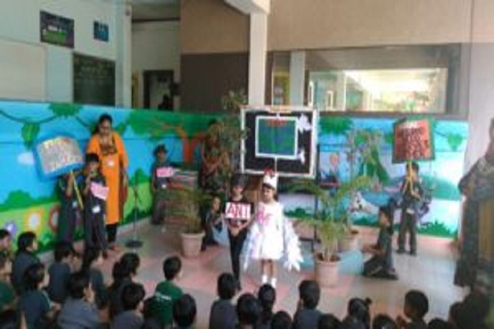 Rajendra Institute of Medical Science International School-Activity Day