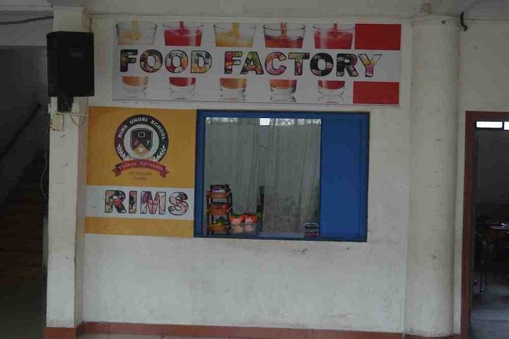 Rajendra Institute of Medical Science International School-Cafeteria