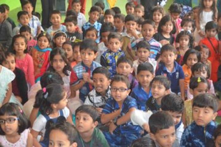 Rajendra Institute of Medical Science International School-Christmas Celebration