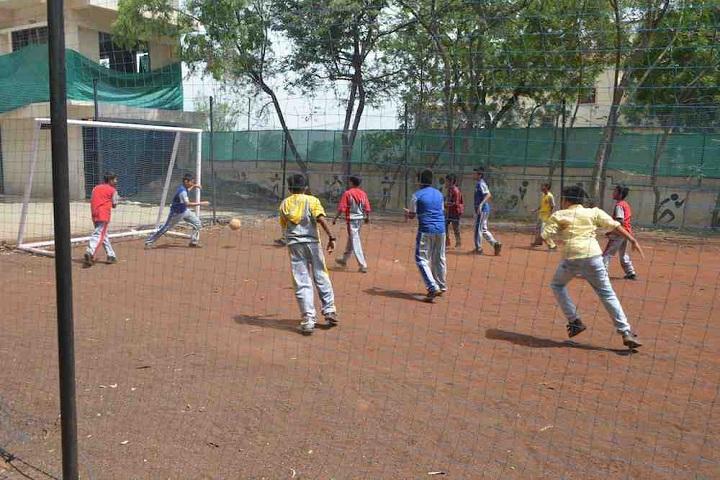 Rajendra Institute of Medical Science International School-Football Court