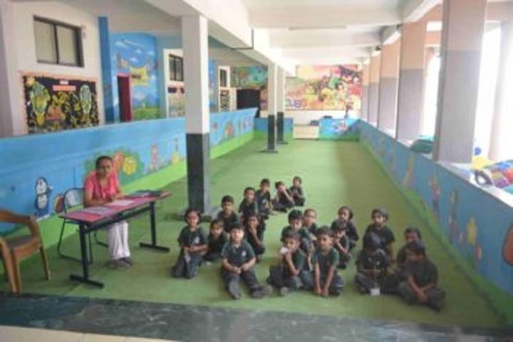 Rajendra Institute of Medical Science International School-Hindi Recitation Competition