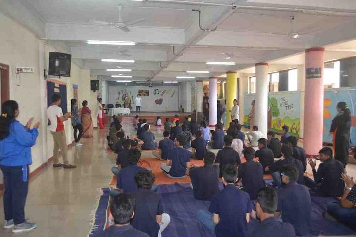 Rajendra Institute of Medical Science International School-Multipurpose Activity Hall