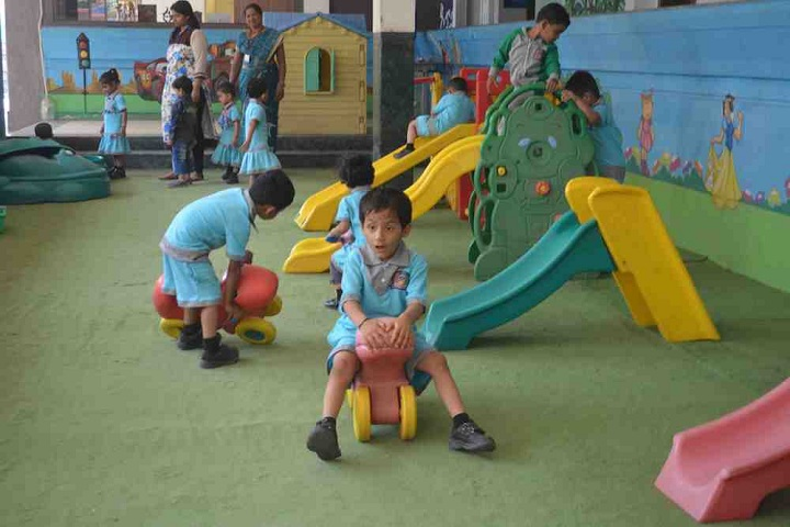 Rajendra Institute of Medical Science International School-Play Area