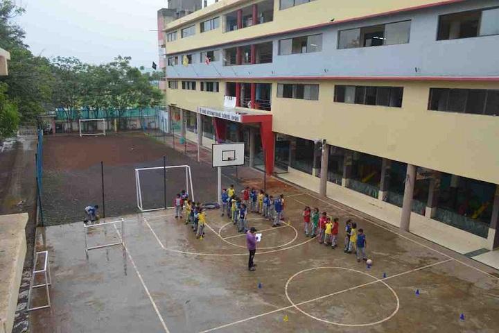 Rajendra Institute of Medical Science International School-Sports