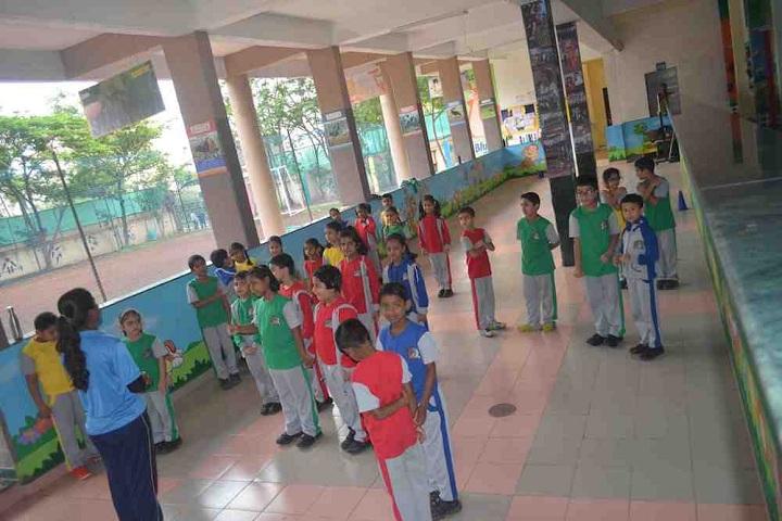 Rims International School-Indoor Activity Hall