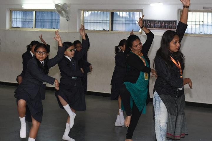 Riverdale High School-Dance Room