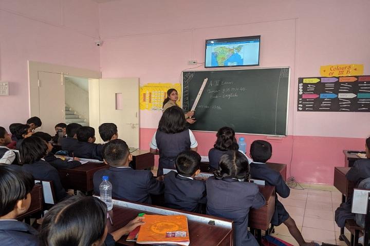 Riverdale High School-Smart Classroom
