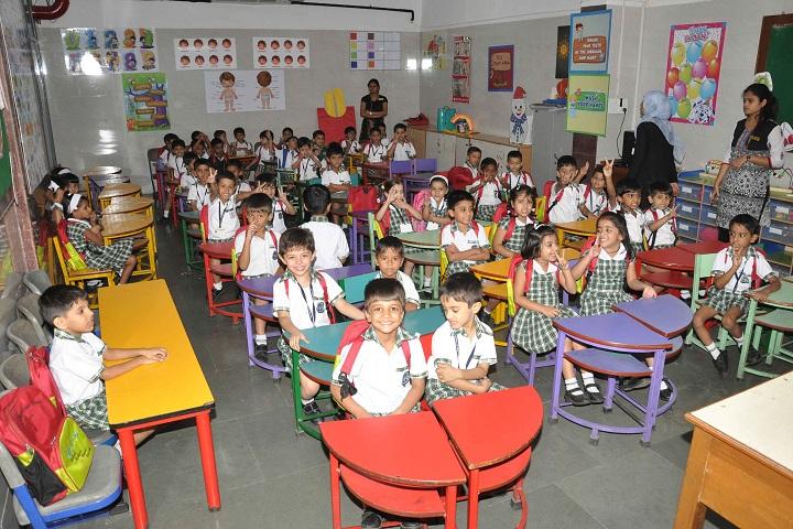 Rizvi Springfield School-Classroom