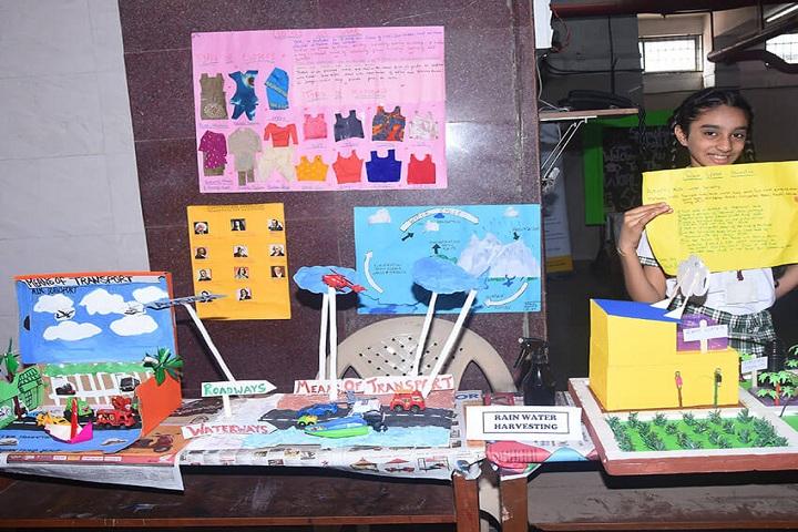 Rizvi Springfield School-Science Exhibition