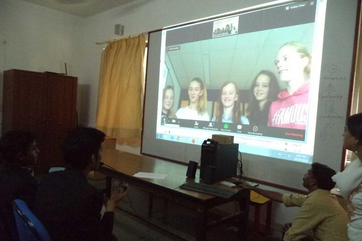 Rizvi Springfield School-Smart Class