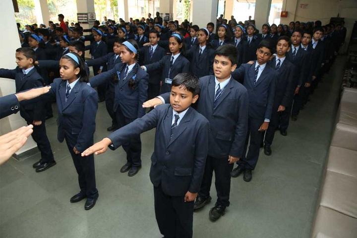 Royal International School-Assembly