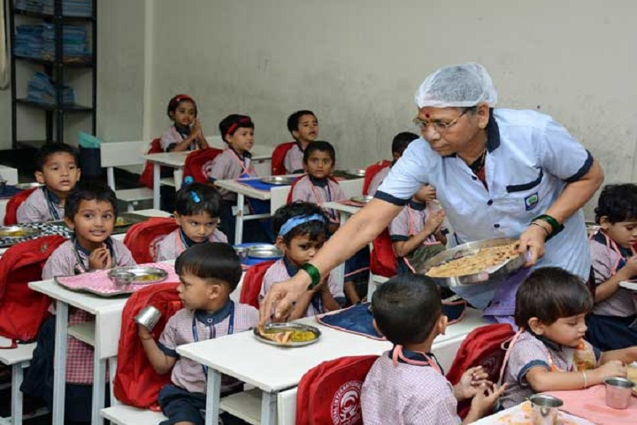 Royal International School-Cafeteria