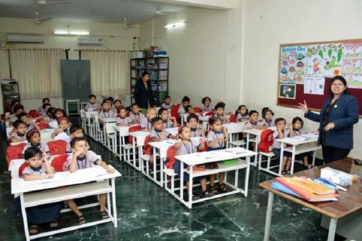 Royal International School-Classroom
